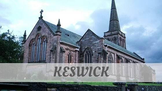 Keswick?