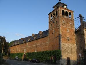 Leffe Abbey Building